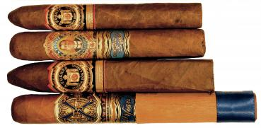 Arturo Fuente Sampler Don Carlos und Limited Editions